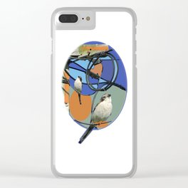 Wired Art Clear iPhone Case