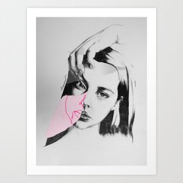 crush #1 Art Print