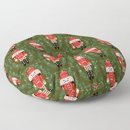 Nutcracker by Andrea Lauren  Floor Pillow