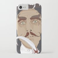 hook iPhone & iPod Cases featuring HOOK by Itxaso Beistegui Illustrations