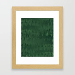 TREE L/NE Framed Art Print