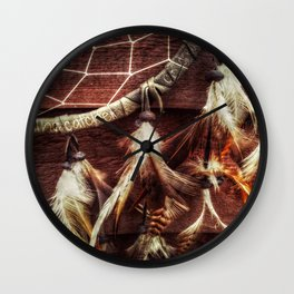 THE CATCHER OF DREAMS Wall Clock