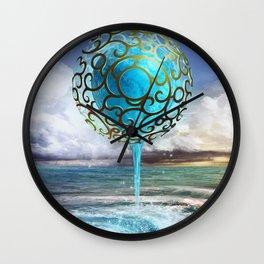 Kaladesh - Sphere Wall Clock