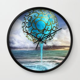 Kaladesh - Sphere Wall Clock