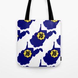 Blue & Gold 76 Tote Bag