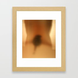 'Untitled 12' - Body language series. Framed Art Print