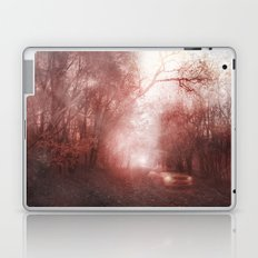 Ghost race Laptop & iPad Skin