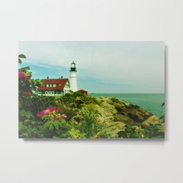 The Maine Attraction Metal Print