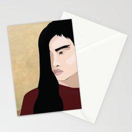 Portrait MVC NYC Stationery Cards