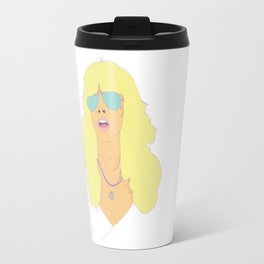 Stevie Nicks of Fleetwood Mac Travel Mug