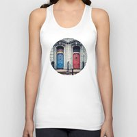 doors Tank Tops featuring The Doors by unaciertamirada