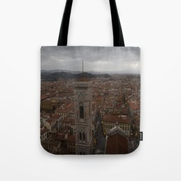 Firenze from Above Tote Bag
