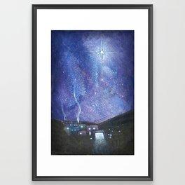 Bethlehem Framed Art Print
