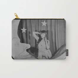 Paper Moon - Tintype Photo Carry-All Pouch