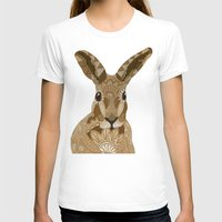 hare T-shirts featuring Happy Hare by ArtLovePassion