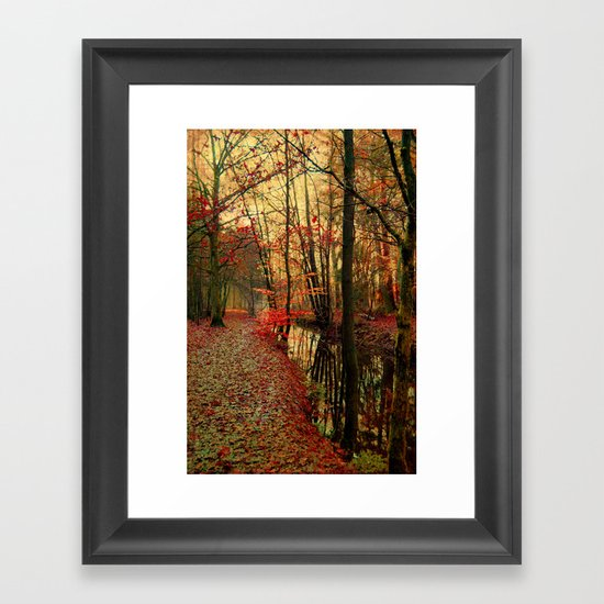 enchants Framed Art Print