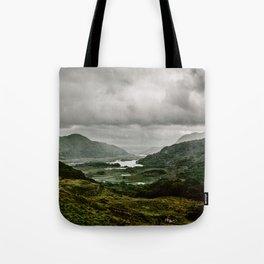 Ladies View Kerry Ireland Tote Bag