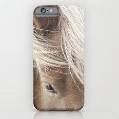 Icelandic Horse Slim Case iPhone 6s