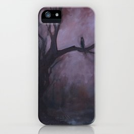 Free and Alone iPhone Case