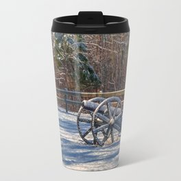 Snow Cannon Travel Mug