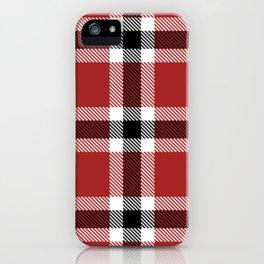 Susan's Plaid iPhone Case