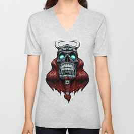 Valhalla Awaits Unisex V-Neck