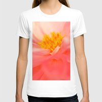 dahlia T-shirts featuring Dahlia by chantal & james photography
