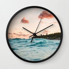 Mexico 33 Wall Clock