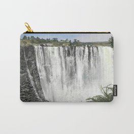 Victoria Falls, Zambia Carry-All Pouch