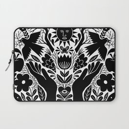 lift your hands Laptop Sleeve