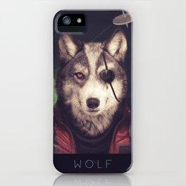 Star Team - Wolf iPhone Case