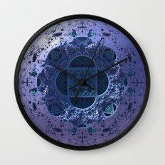 Far Side of the Death Star Wall Clock