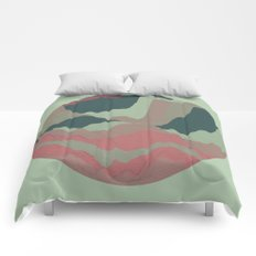 TOPOGRAPHY 008 Comforters