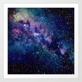 Milky Way Kunstdrucke