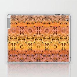 Golden Haze Bandana Laptop & iPad Skin