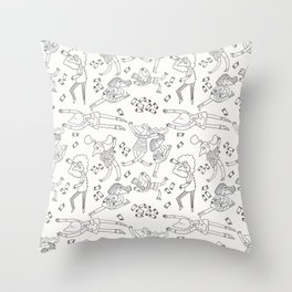 Hurrai ! Throw Pillow