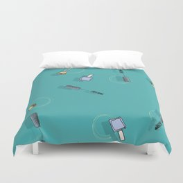 Cosmetic Urgency Duvet Cover