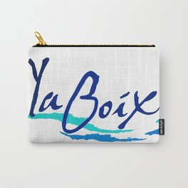 Ya Boix La Croix Carry-All Pouch