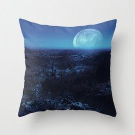 Desert Dream Throw Pillow