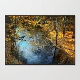 Seasonal Brilliance Canvas Print