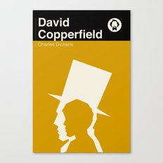 David Copperfield  Canvas Print