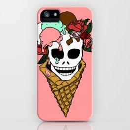 Hella Strawberry iPhone Case