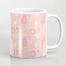 Graze Maze Peach Mug