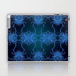 Tribal Crab Pattern Laptop & iPad Skin