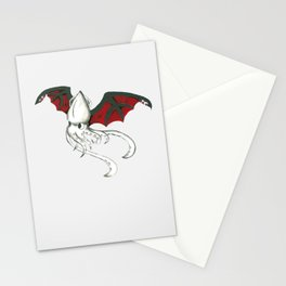 Squidpire Bat Stationery Cards