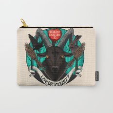 Black Phillip (The Witch) Carry-All Pouch