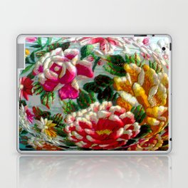 Chintz Egg Laptop & iPad Skin