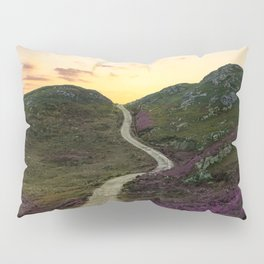 Sunset at Skye Island Pillow Sham