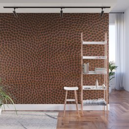 Football / Basketball Leather Texture Skin Wall Mural