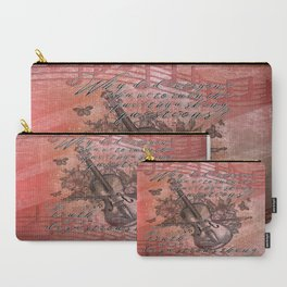 The Truth is a Disastrous Thing Carry-All Pouch